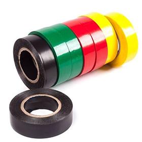 東莞  俊朗  20碼 大號 電工膠布  (紅、黃、藍、綠、黑、白)